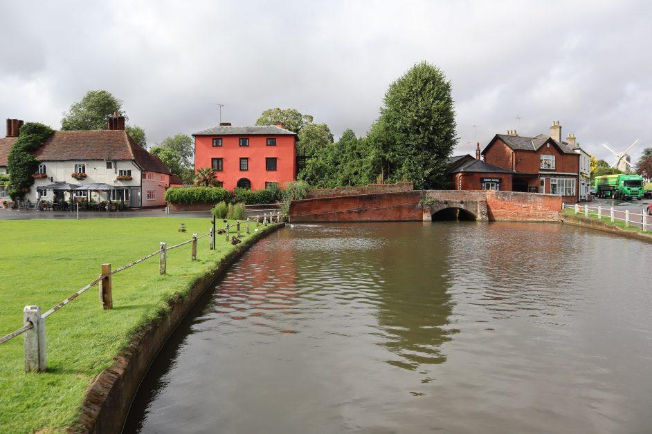 Pretty Finchingfield in Essex