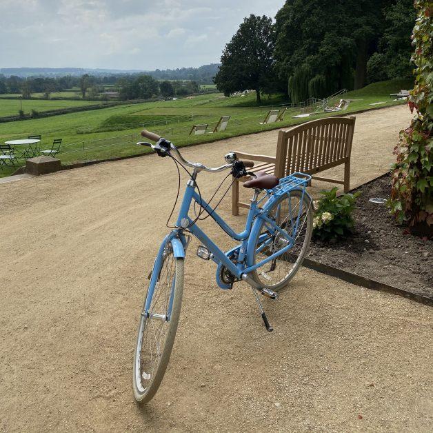 bikes at Callow Hall review