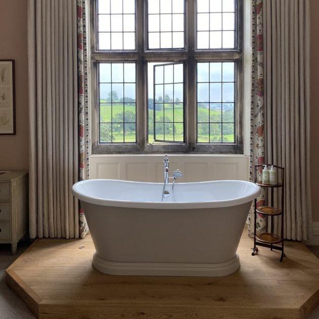 bath tub Fabulous Room Callow Hall review