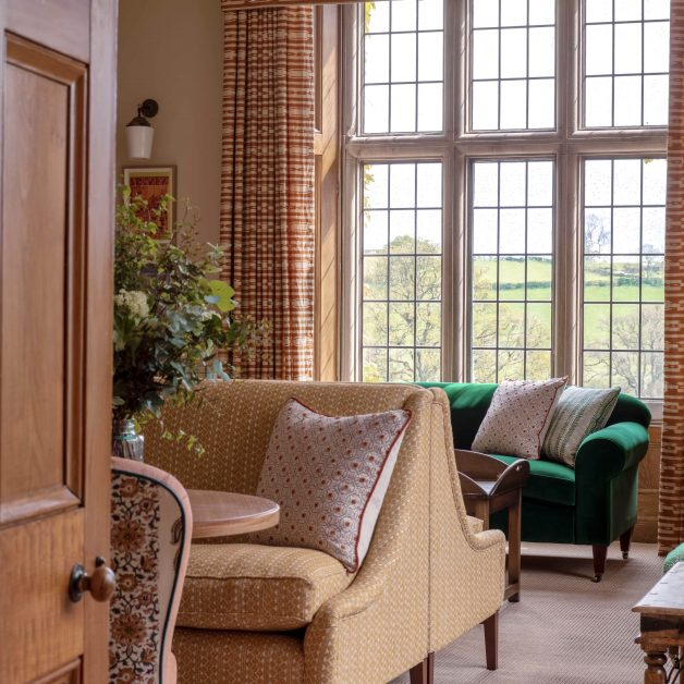 Callow Hall review interiors