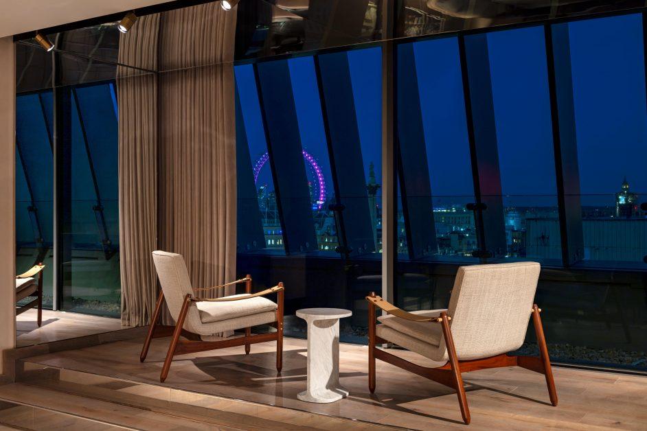 The Londoner, Trafalgar Suite