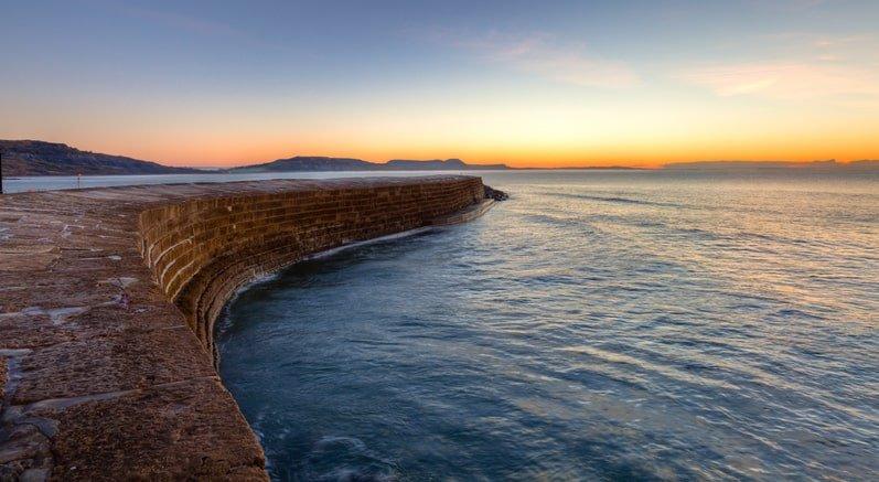 The Cobb Lyme Regis